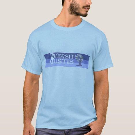 Diversity JustIs Logo T-Shirt