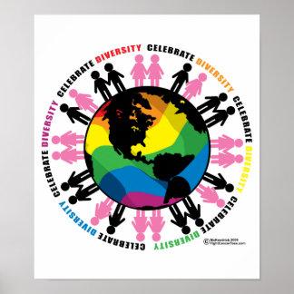 Diversity LGBT Poster