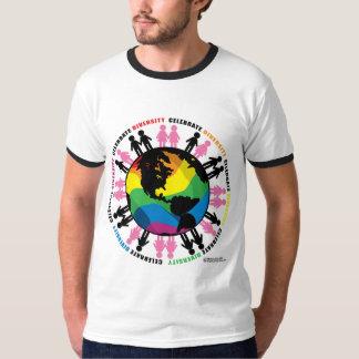 Diversity LGBT T Shirt