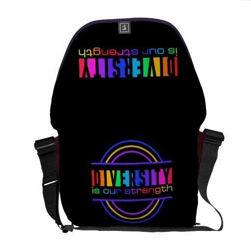 DIVERSITY messenger bag
