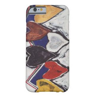 """""""Diversity of Color Heart"""" Barely There iPhone 6 Case"""