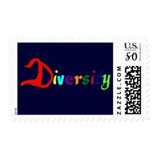 Diversity Postage