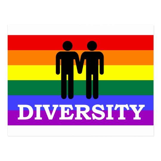 Diversity Postcard
