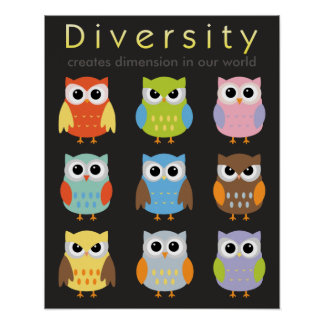 Diversity Posters For Children