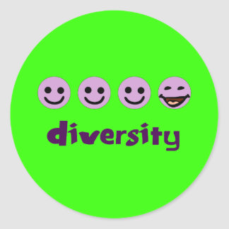 Diversity Purps Stickers