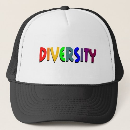 Diversity (Rainbow) Cap
