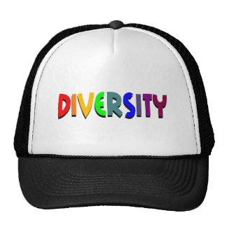Diversity (Rainbow) Cap Trucker Hat