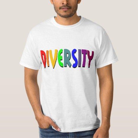 Diversity (Rainbow) T-Shirt