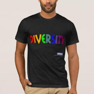 Diversity Rainbow Tee