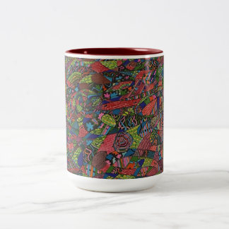 Diversity Series Gifts Products Two-Tone Coffee Mug