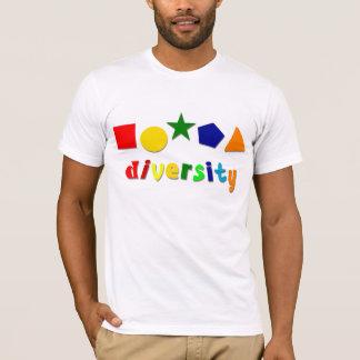 Diversity Shapes T-Shirt