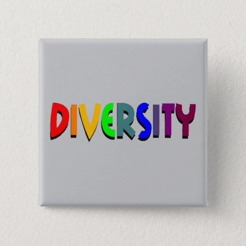 Diversity Square Button