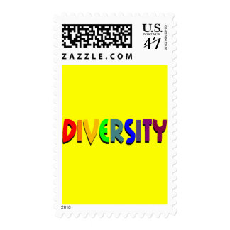 Diversity Stamp (Vertical)