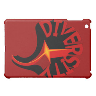 Diversity Swirling Star  Cover For The iPad Mini