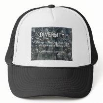 Diversity Trucker Hat