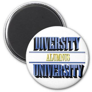 Diversity University (Alumnus) Magnet