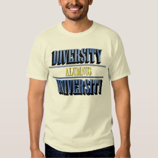 Diversity University (Alumnus) T-Shirt