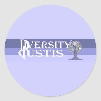 DiversityJustis Sticker