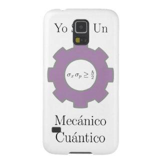diverso, cuántico del mecánico de la O.N.U de la Carcasa De Galaxy S5