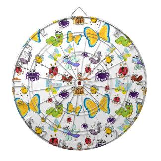 diversos insectos tabla dardos