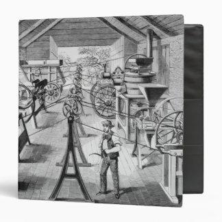 Diversos tipos de maquinaria agrícola