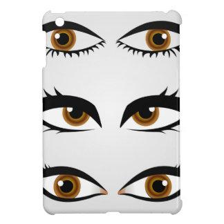 Diversos tipos de ojos para mujer