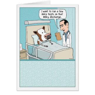 Divertido consiga la tarjeta bien: Acobarde el