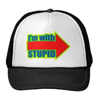 Divertido estoy con los regalos estúpidos de las c gorras de camionero