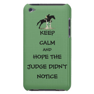 Divertido guarde el caso tranquilo del tacto de iP iPod Touch Case-Mate Coberturas