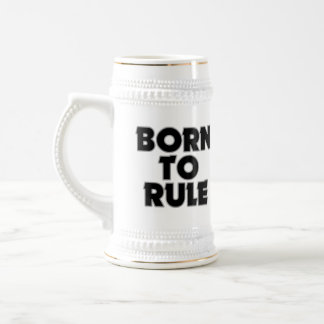 Divertido llevado al regalo de la regla tazas de café