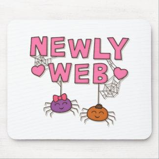 Divertido los Web spider casese nuevamente o Tapetes De Ratón