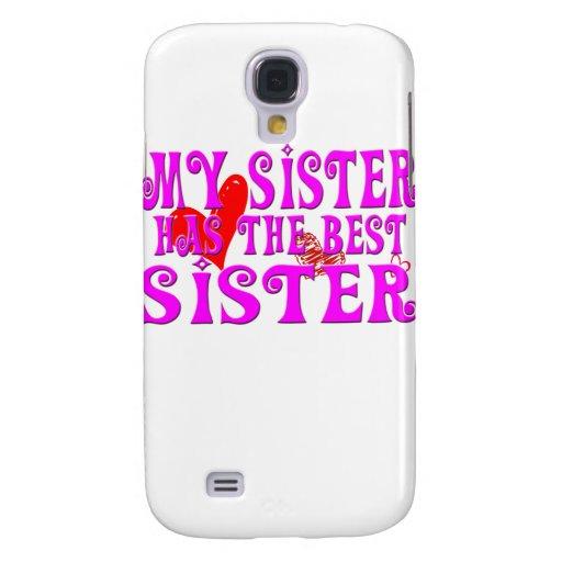 Divertido mi hermana tiene la mejor hermana