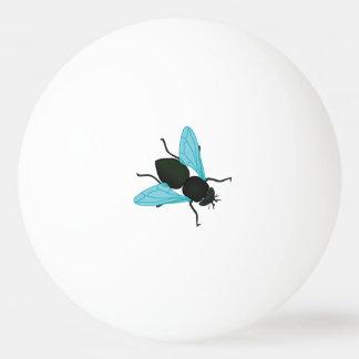 Divertido - mosca de Flyswatter (mosca doméstica), Pelota De Tenis De Mesa