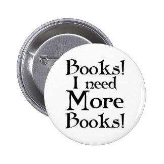 Divertido necesito más botón de lectura de los lib pin