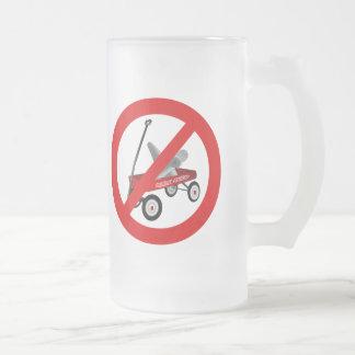 Divertido ninguna taza de los carros de Jack