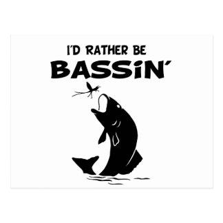 Divertido sería bastante pesca de Bassin Postal