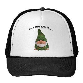 Divertido soy el gorra del gnomo del tipo