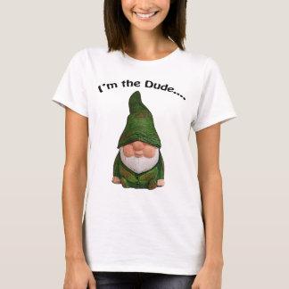 Divertido soy la camiseta del gnomo del tipo