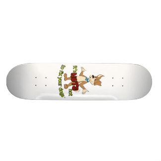 Divertido spay/neutro tabla de skate