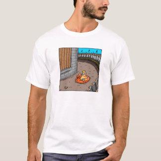 "Divertido ""tormenta camiseta del castillo"""