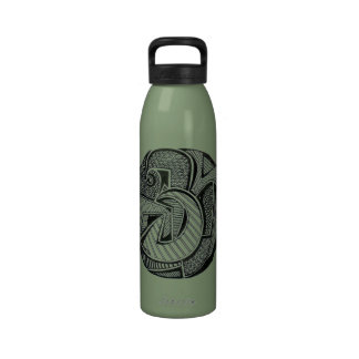 Diverting Cycles Reusable Water Bottles