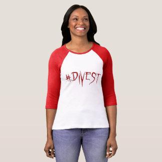 #Divest Shirts Environmental Activist Shirts