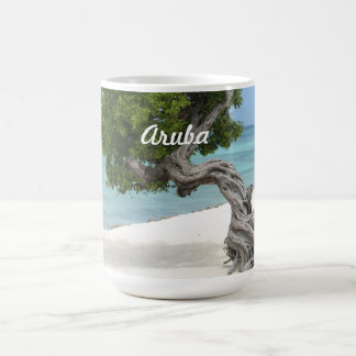 Divi Divi Tree in Aruba Mug