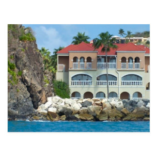 Divi Little Bay SXM Bldg 10 (cropped) Postcard