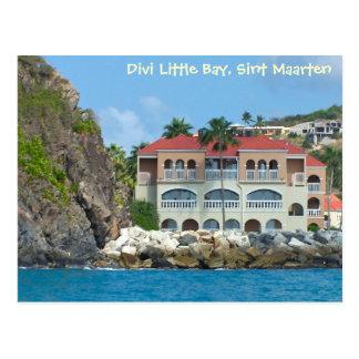 Divi poca bahía SXM Sint Maarten Postales