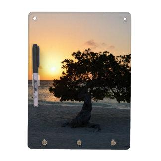 Divi Tree Sunset Dry Erase Boards