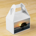 Divi Tree Sunset Favor Box