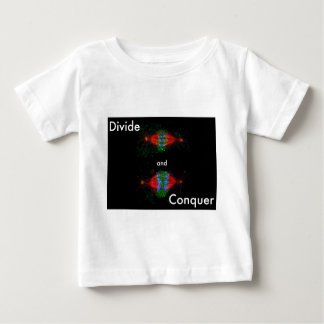 Divide and conquer baby T-Shirt