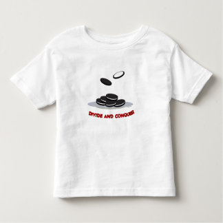 Divide and Conquer toddler tee