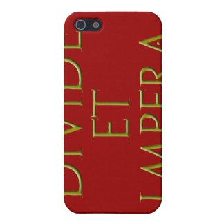 Divide Et Impera iPhone 4 Case